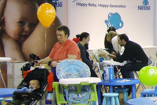 Baby Restaurant Nestlé