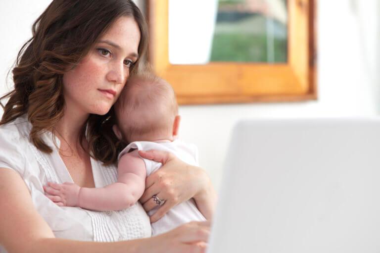 Petits défis quotidiens avec un nouveau-né