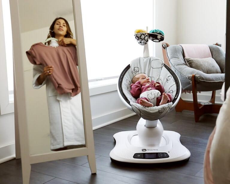 L'aide révolutionnaire pour apaiser votre bébé existe !