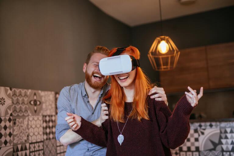 Vivez une expérience de réalité virtuelle avec la MC